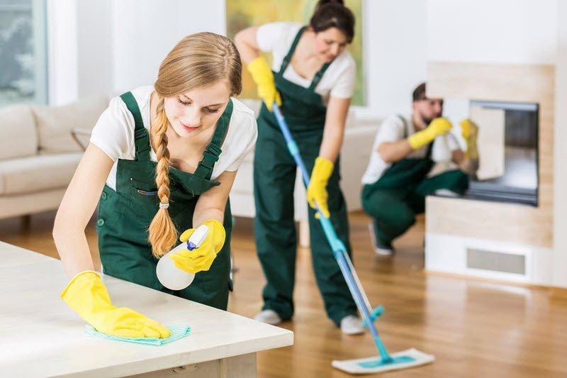 bảng giá dịch vụ vệ sinh