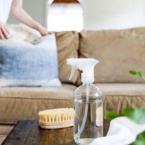 Cách khử mùi ghế sofa