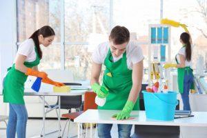 Dịch vụ vệ sinh nhà ở vệ sinh công nghiệp