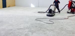 quy trình kỹ thuật mài sàn bê tông