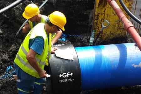 dịch vụ vệ sinh đường ống nước