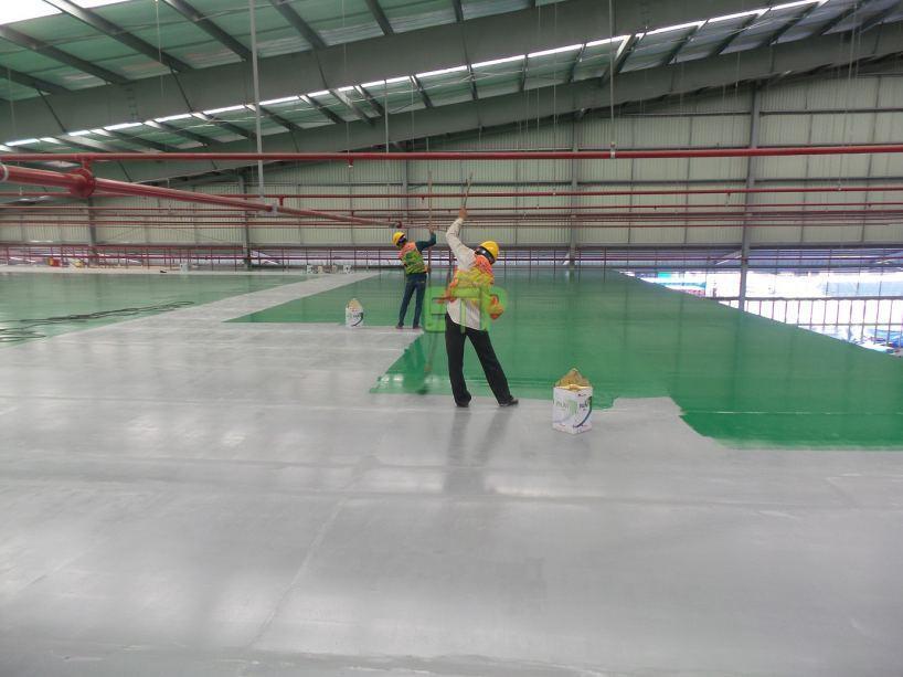 sơn epoxy tự san phẳng là gì