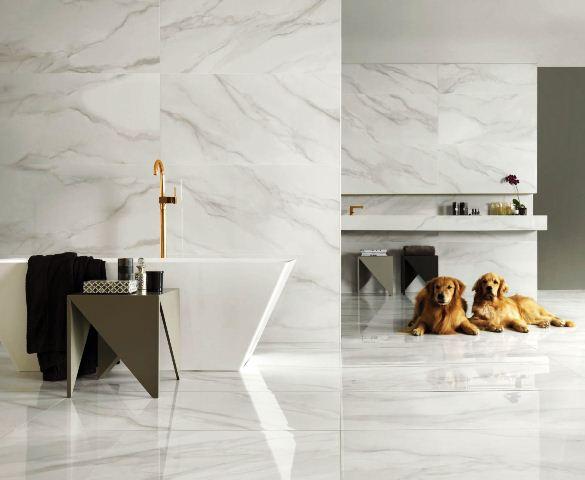 vệ sinh sàn đá marble