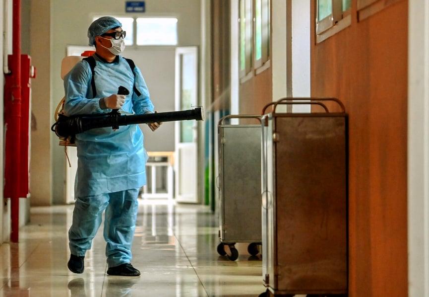 Dịch vụ phun thuốc khử trùng diệt khuẩn Đà Nẵng