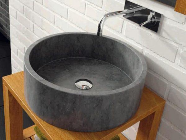 Bồn rửa tay bê tông cốt thuỷ tinh